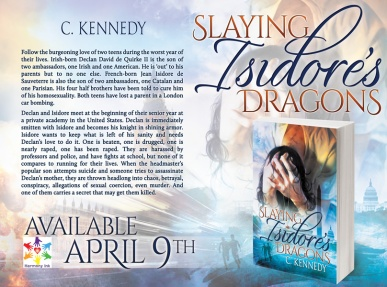 SlayingIsidoresDragons-Book-Tour-ReleaseDate-Image